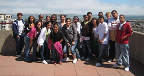 san francisco group picture summer 2009